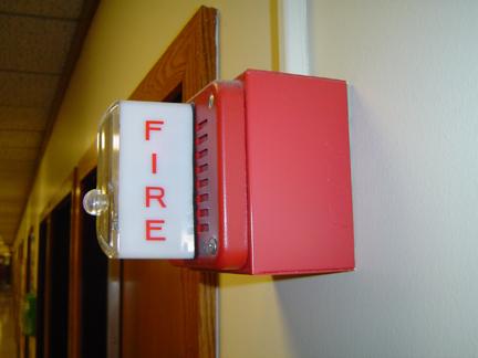 Fire Alarm Procedures